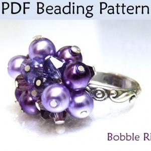 Beading Tutorial Pattern Ring - Wir..