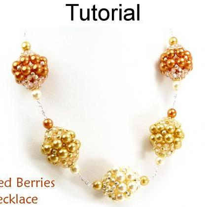 Beaded Beads Beading Pattern Tutori..