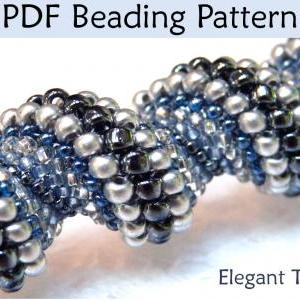 Beading Tutorial Bracelet Necklace ..