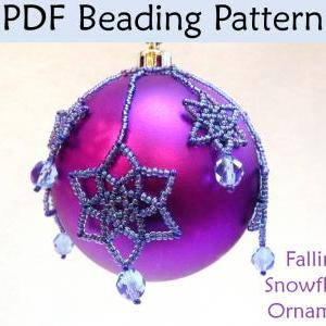Beading Tutorial Pattern Christmas ..