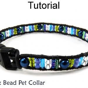 Beading Tutorial Pattern - Beaded D..
