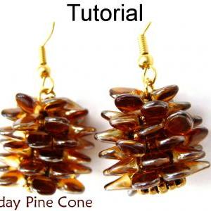 Beading Tutorial Instructions Earri..