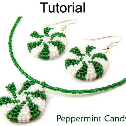 Beading Tutorial Pattern Earrings N..