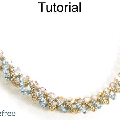 Jewelry Making Tutorial Pattern Nec..