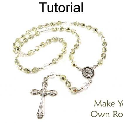 Beading Tutorial Pattern - Beaded R..
