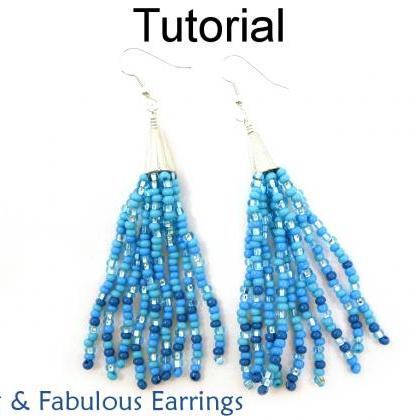 Beading Tutorial Pattern Multi-Stra..