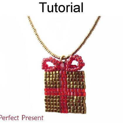 Beading Tutorial Pattern - Christma..