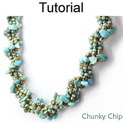 Beading Tutorial Necklace Bracelet ..