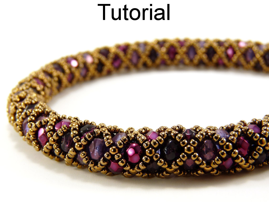 how to add beads to crochet